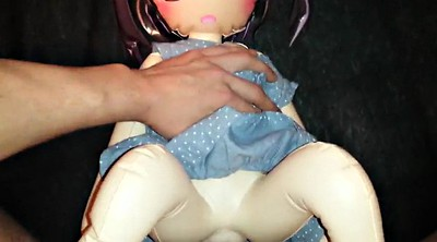 Anime, Rubber toys, Rubber, Doll, Jk