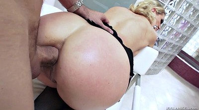 Fat ass, Cherie deville, Fat blonde, Deville, Milf ass, Fat bbw