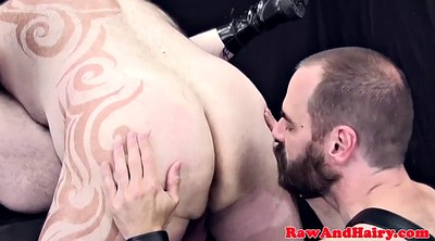 Hairy anal