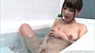 Model, Solo orgasm, Solo bathroom