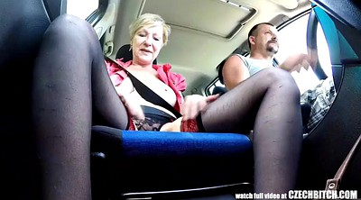 Big tits mature, Czech public