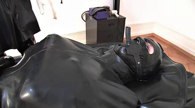 Boots, Latex, Glove, Control, Boots bdsm