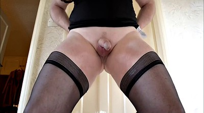 Crossdresser, Solo stockings, Solo gay, Slut solo, Gay pantyhose, Crossdressers