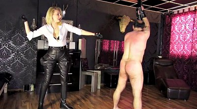 Whipping, Latex mistress, Femdom whipping