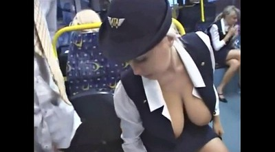 Bus, Public bus, Groped, Grope, Mature massage, Groping