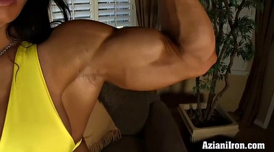 Saggy, Rimming, Mature solo, Muscle solo, Bodybuilder, Big lips