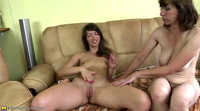 Old fuck, Mother daughter lesbian