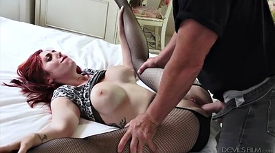 Hairy, Fishnet, Hairy pantyhose, Hairy orgasm