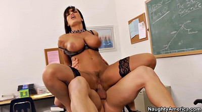 Lisa ann, Stocking, Ann, Classroom, Stocking teacher, Milf stocking