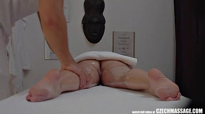 Czech massage, Big clit, Massage czech