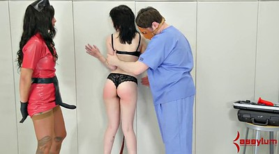 Rough, Young girl, Spank girl, Rough anal, Goth, Doctor anal