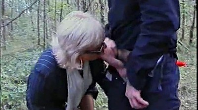 Italian anal, Forest, Granny anal