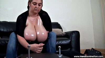 Femdom handjob, Big natural tits, Tits bondage, Nature tits, Big nature tits
