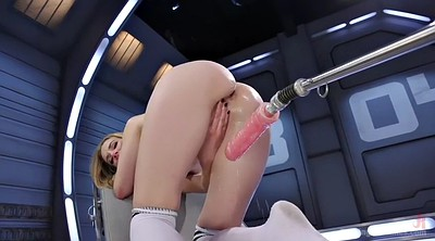 Squirting, Machine, Mona wales