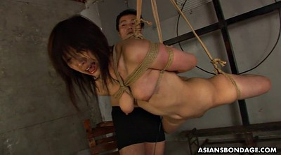 Tied up, Teen bondage, Rope, Asian bdsm, Asian suck