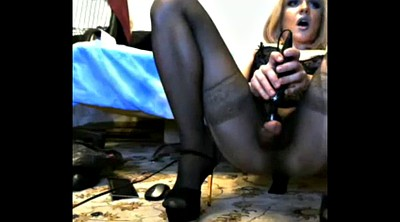 Hand, Free, Cum pantyhose, Hands free, Eating