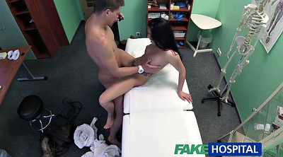 Hospital, Fake, Patient, Czech voyeur
