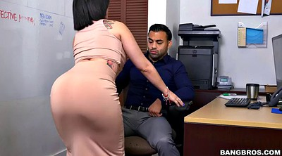 Office, Working, Kitty, Caprice
