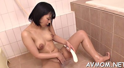 Asian mature, Japanese blowjob