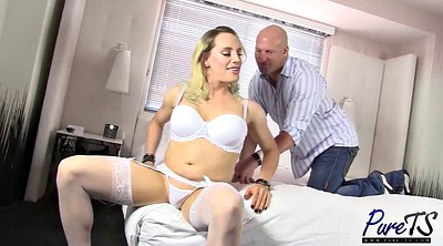 Shemale creampie, Shemale girl
