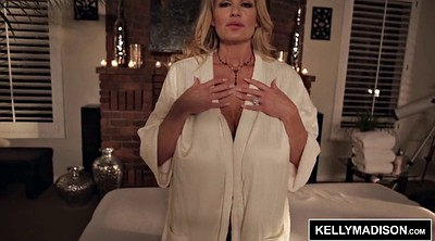 Spa, Sauna, Madison, Kelly madison, Kelly, Cumshot