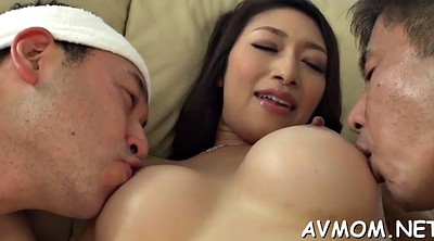 Japanese, Cream, Asian mature, Japanese mature blowjob, Asian milf, Japanese matures