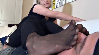 Nylon feet, Pantyhose foot, Foot pantyhose