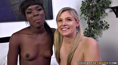 Red, Scarlet red, Lesbian ass licking