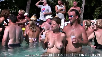 Sex video, Vacation, Naked party