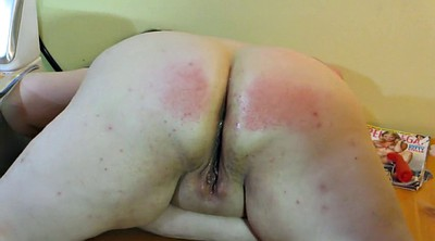 Spanks, Ass spanking, Punished, Plump