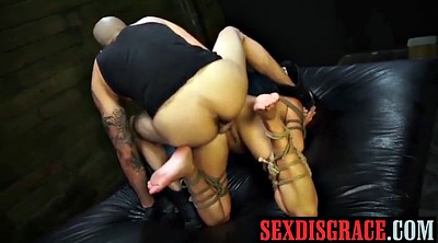 Spanking ass, Anal rough, Ass fisting