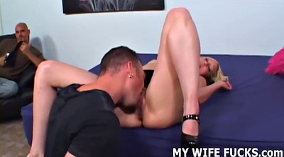 Fuck my wife, Wife watching, Real wife, Real cuckold