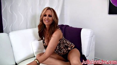 Big tits, Julia, Julia ann, Ann, Anne