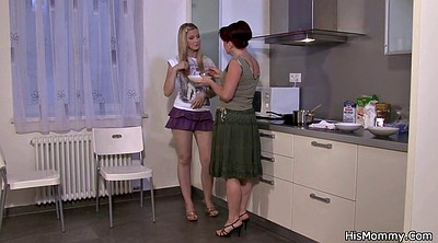 Teen lesbians, Teen and old, Mom and young, Mom and teen