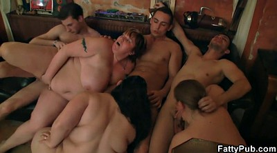Bbw group, Oral sex, Group bbw