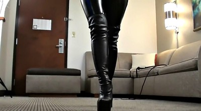 Catsuit, Boot, Over