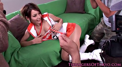 Japanese love, Asian footjob, Japanese footjob