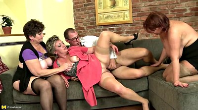 Granny boy, Mature young boy, Mother sex, Mature group, Young one, Mother boy