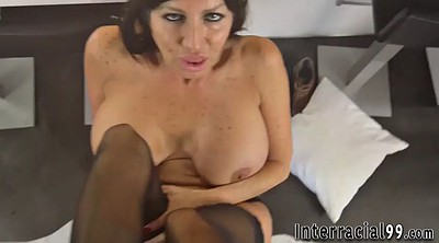 Mature, Mature interracial