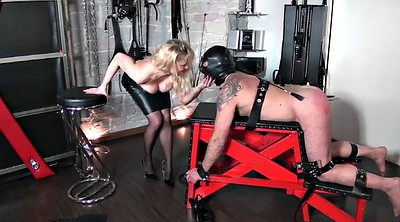 Latex, Caning, Slave