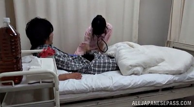 Nurse, Asian nurse, Nurse handjob, Asian doctor