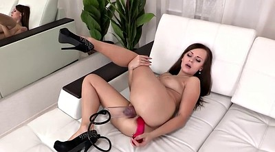 Pump, Dildo ass, Babe anal, Pussy pump, Pumped pussy