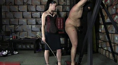 Mistress t, Caning, Caned