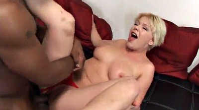Interracial anal, Finger anal