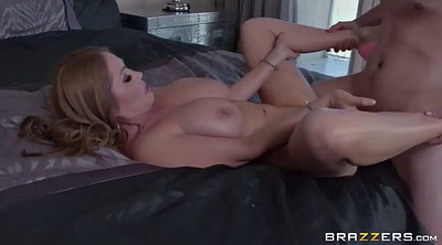 My friends hot mom, Old young blowjob, Busty mom