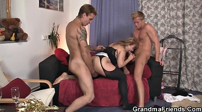 Wife threesome, Hot mature