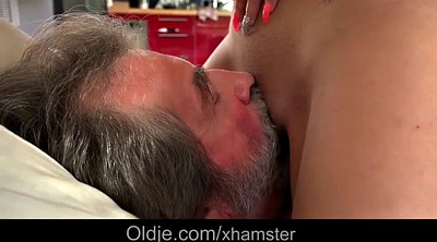 Nurse, Old, Teen masturbating, Doctor fuck