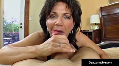 Milf boy, Big ass mature