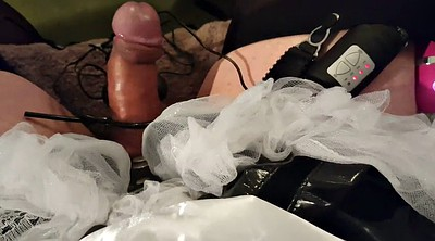 Maid, Uniform, Ring, Gay cum
