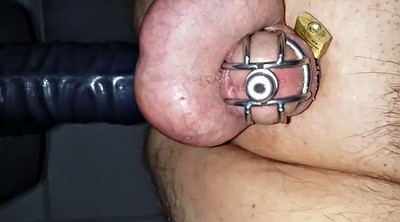 Milking, Chastity, American, Prostate